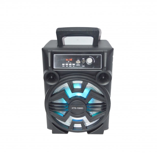 Boxa portabila Karaoke 50W PMPO  KTS 1090D cu Bt