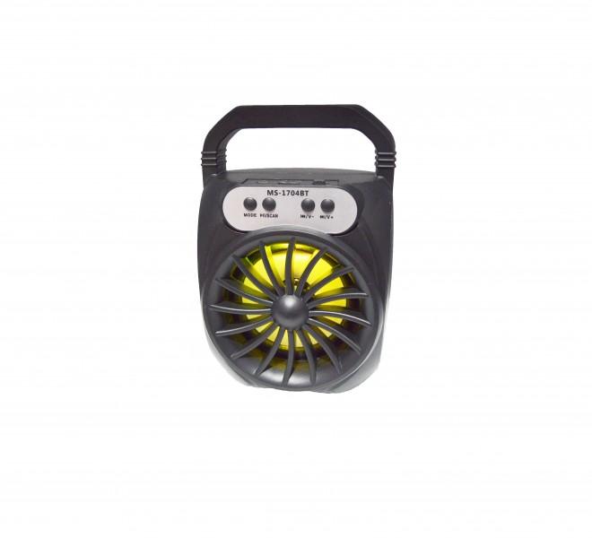 Boxa Bluetooth 25W PMPO  cu lumini si RadioFM
