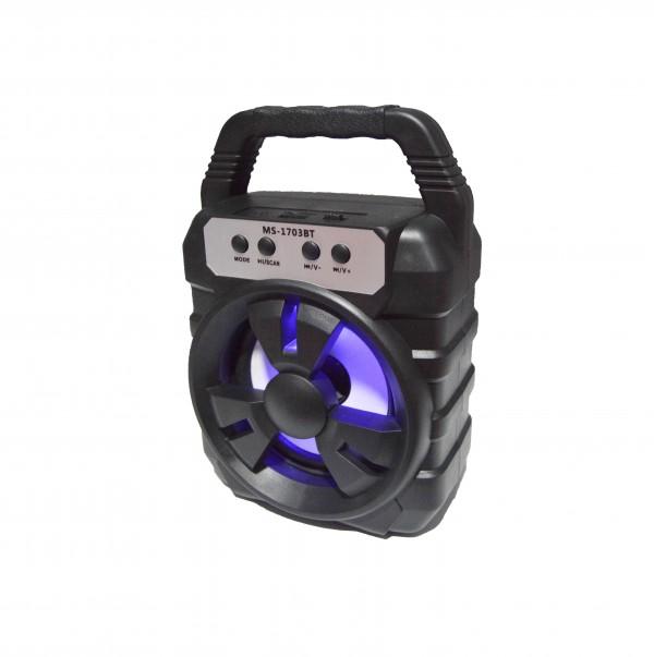 Boxa Bluetooth 25W PMPO  cu Radio FM MS 1703 BT