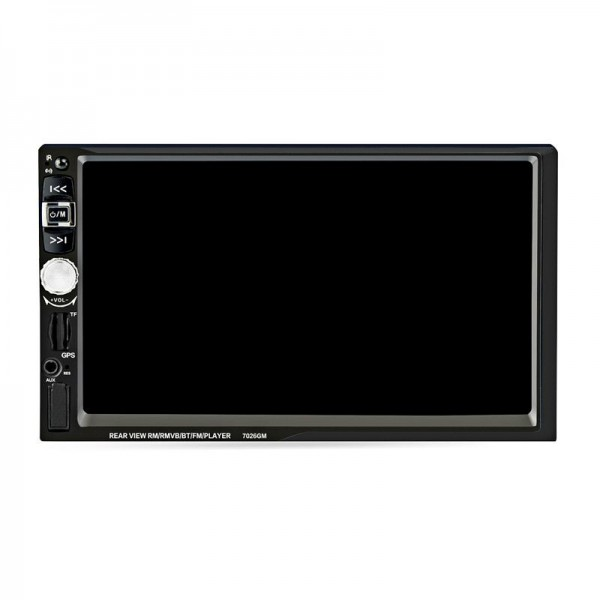 Mp5 Player masina 7 inch Full Hd Touch Screen GPS Bt Card DVR