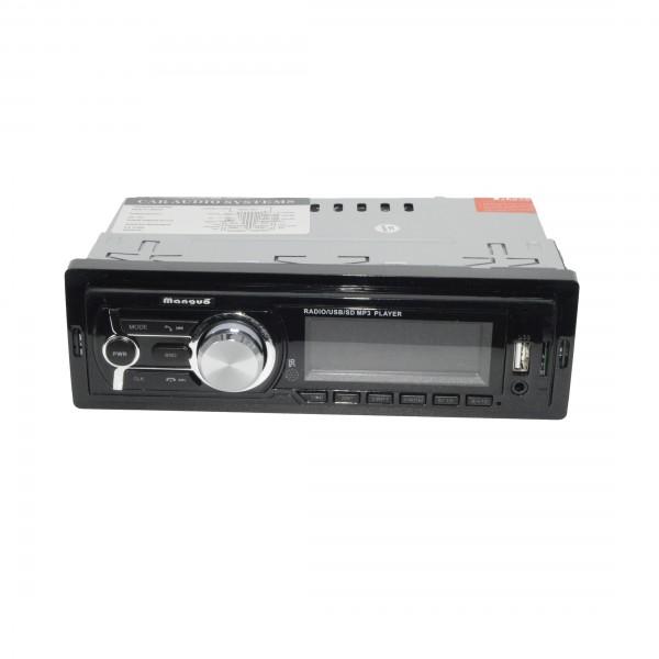 Radio mp3  player auto cu usb ceas digital bt 1784 bt
