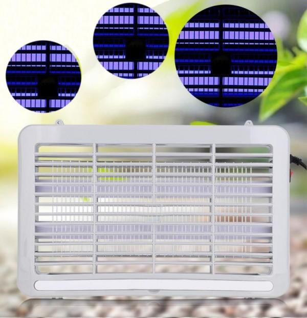 Aparat electric anti insecte , muste , tantari cu UV 4W