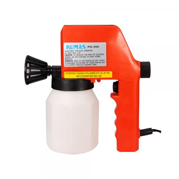 Aparat electric de vopsit,600ml, KUMAS PG 350
