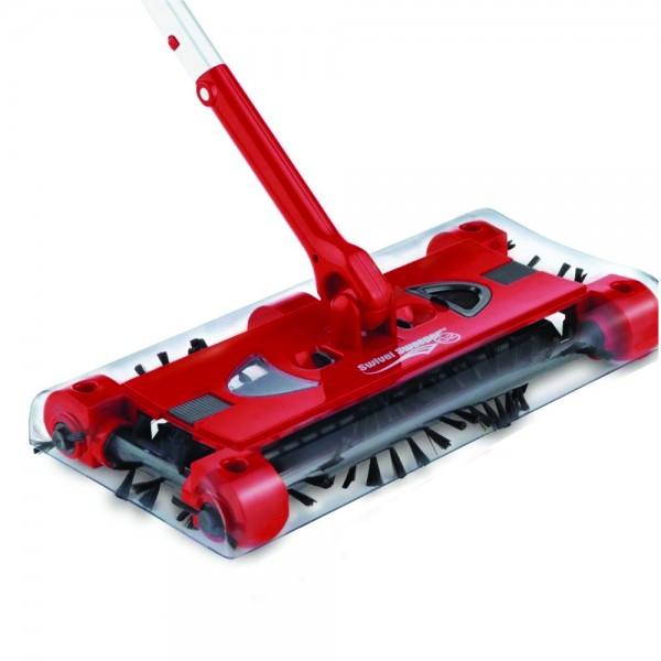 Matura Swivel Sweeper rotativa, extensibila,  acumulator