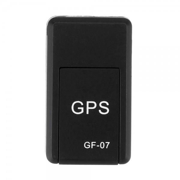 Mini localizator magnetic GPS GF 07 cu funcție de localizare