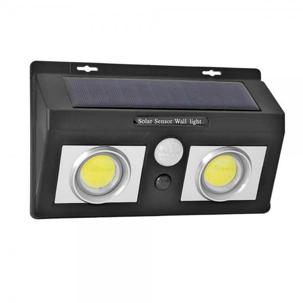 Lampa LED solara cu senzor de miscare , 61 leduri, CL 5066A