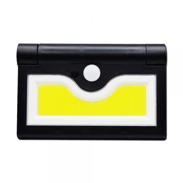 Lampa solara pliabila SH 090B cu senzor, 54 LED, 3 moduri