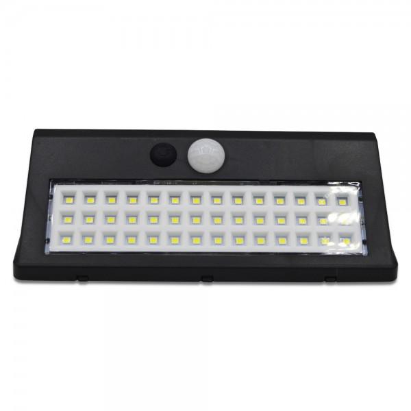 Lampa LED solara cu senzor de miscare , 42 leduri, XF 6011