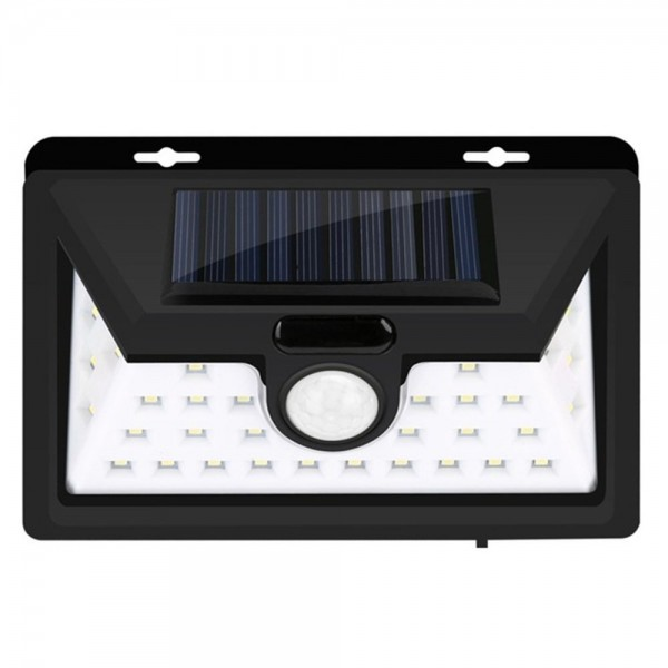 Lampa LED solara cu senzor de miscare , 32 leduri, 1828A