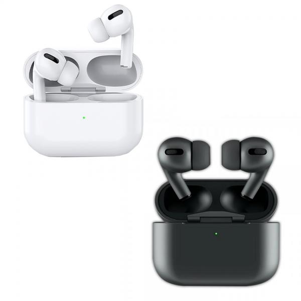 Set 2 casti Wireless,  compatibile cu Android si IOS