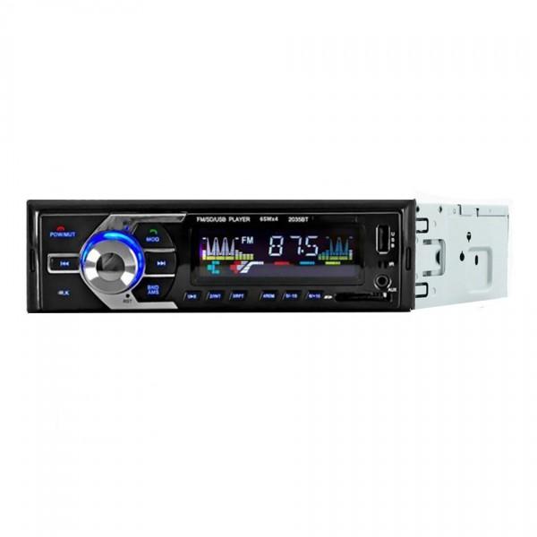 Radio Auto 2055BT MP3, Bluetooth, FM Radio, USB, SD Card, Aux