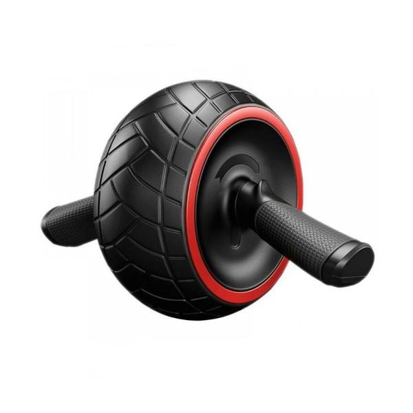 Roata Fitness pentru abdomene cu sistem de retractare