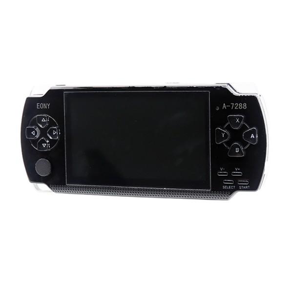 Video game portabil, Eony A 7288, MP3, camera