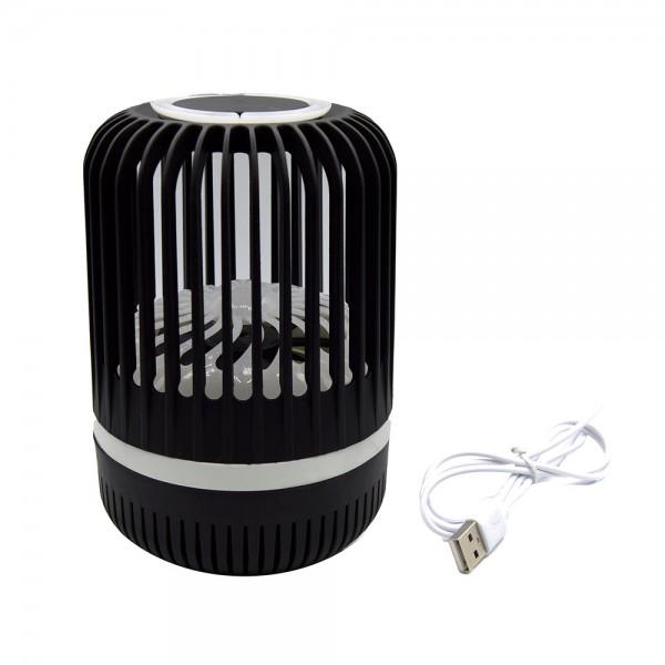 Lampa electrica impotriva insectelor, pentru interior