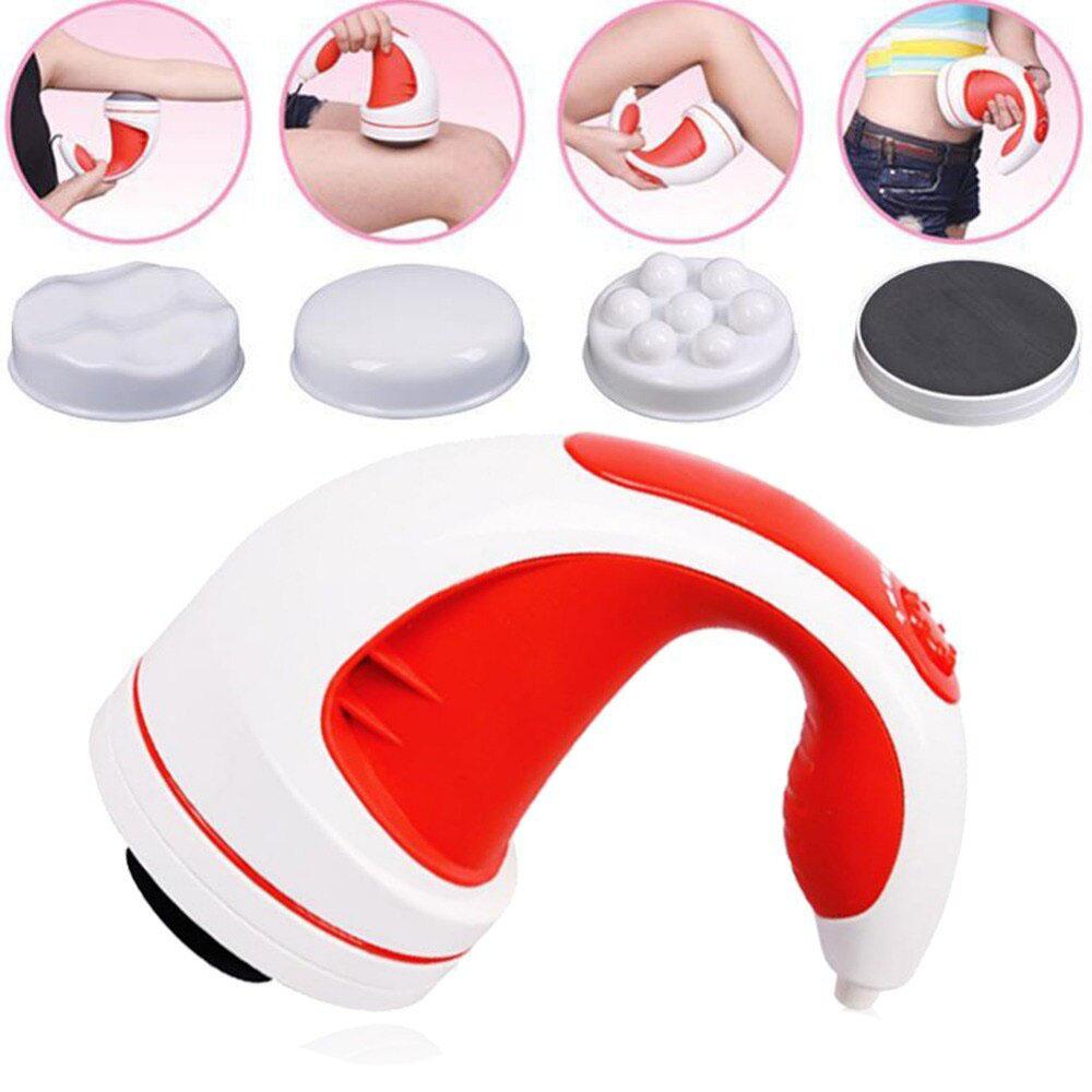 Aparat masaj corporal si remodelare, infrarosu, 4 capete