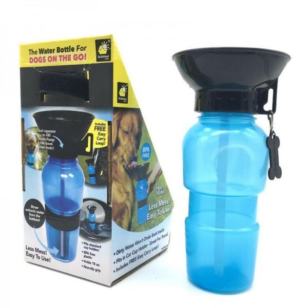 Bidon de apa pentru caini , Aqua Dog