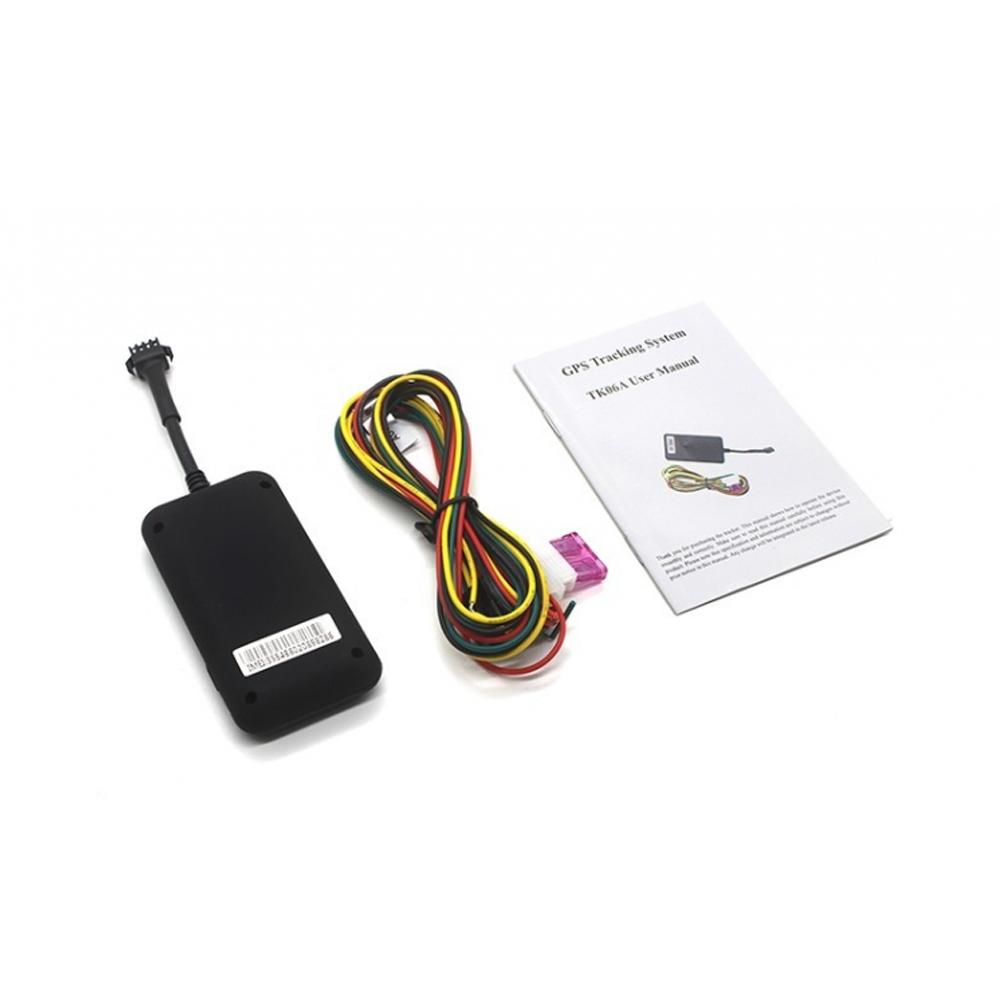 GPS auto cu urmarire in timp real si alarma