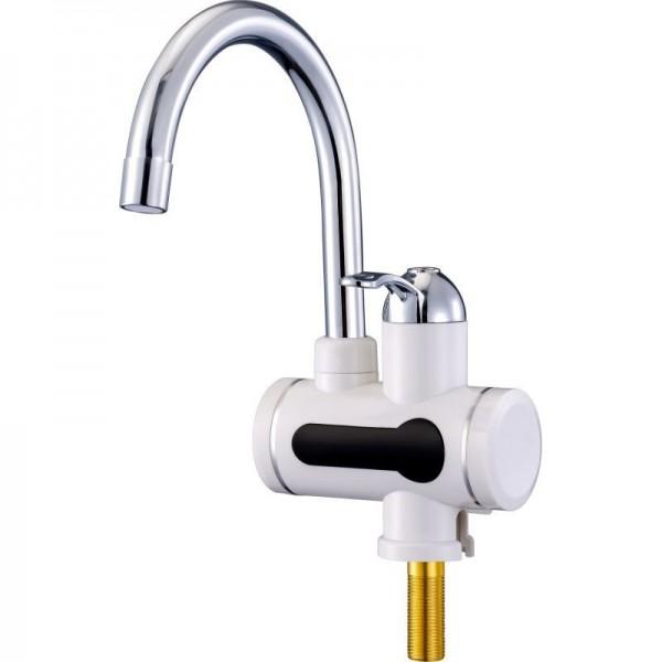 Robinet electric instant pentru incalzirea apei chiuveta