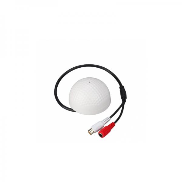 Microfon sferic pentru sisteme de supraveghere