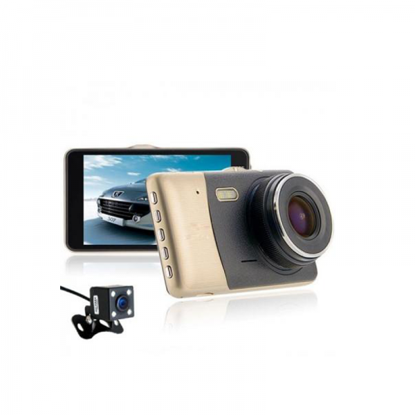 Camera auto Dubla Ecran 4 Inch Full HD