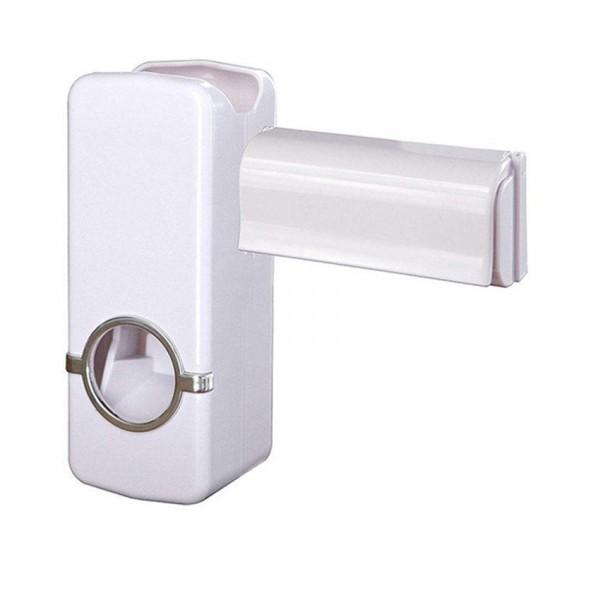 Dozator pentru pasta de dinti , un produs util in baie