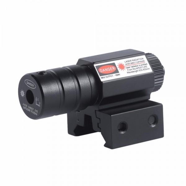 Punctator laser sina RIS standard de 20 mm