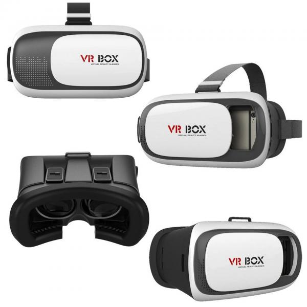 Ochelari Virtuali VR BOX model universal