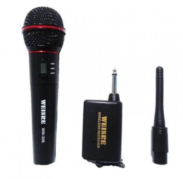 Microfon cu fir sau Wireless WM308