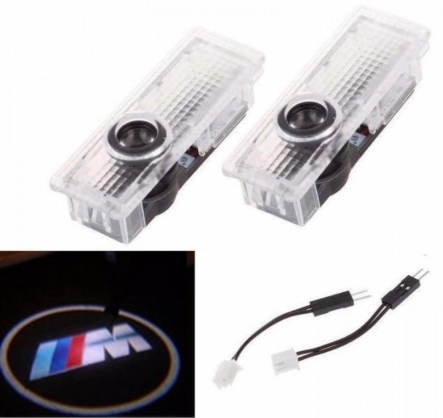 Holograma auto pentru usa BMW (M)