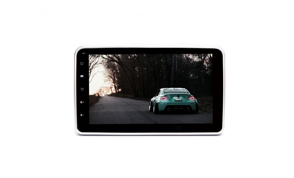 Navigatie Auto 2 DIN Universala cu ecran 10', MirrorLink