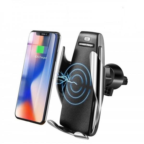 Suport Incarcator Telefon Auto S5 Wireless