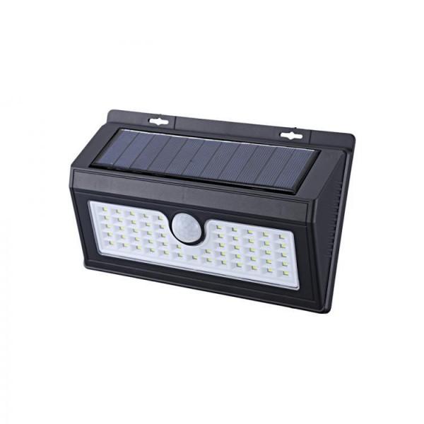 Lampa LED solara 2638A senzor miscare si 55 de leduri