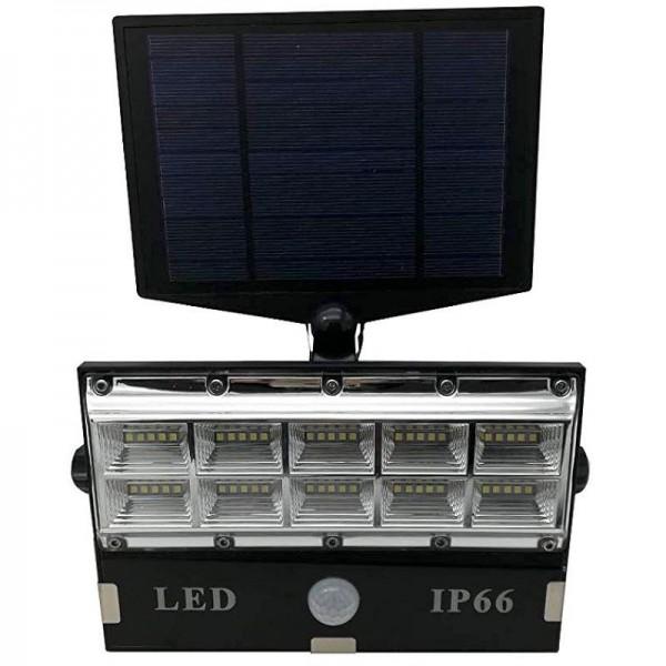 Lampa led cu panou solar T8502 SMD, 3 moduri iluminare